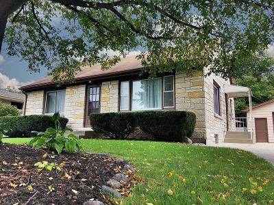 Single Family Home For Sale: 4134 N 93rd St
