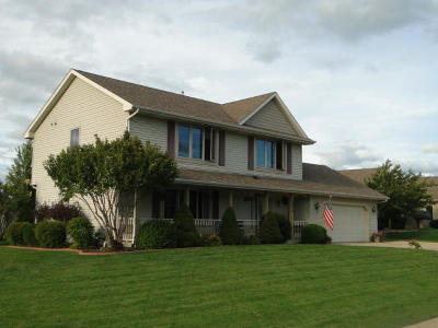 Single Family Home For Sale: 5940 Greenway Ln