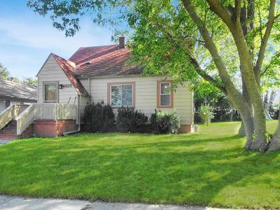 Single Family Home For Sale: 4615 17th St