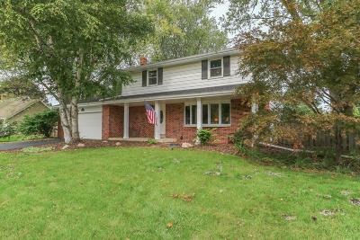 Racine Single Family Home For Sale: 3524 Waterbury Ln