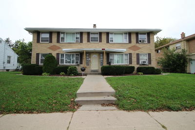 Milwaukee WI Multi Family Home For Sale: $249,900