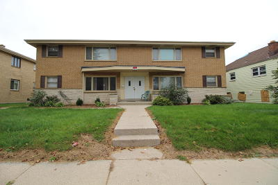 Milwaukee WI Multi Family Home For Sale: $285,900