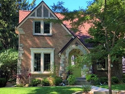Whitefish Bay WI Single Family Home Active Contingent With Offer: $379,900