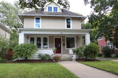 Waukesha Single Family Home For Sale: 545 W College Ave