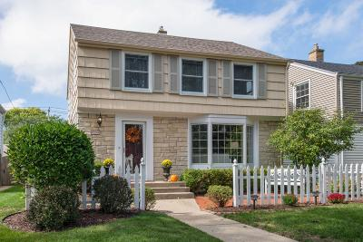 Whitefish Bay Single Family Home For Sale: 5359 N Bay Ridge Ave