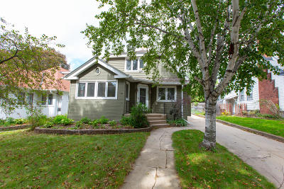 Milwaukee Single Family Home For Sale: 5722 W Washington Blvd