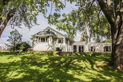 Milwaukee County Single Family Home Active Contingent With Offer: 10308 S Chicago Rd