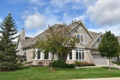 Ozaukee County Condo/Townhouse Active Contingent With Offer: 11655 N Aster Woods Cir
