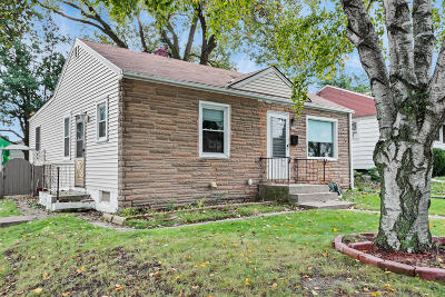 Single Family Home For Sale: 3504 S 34th St