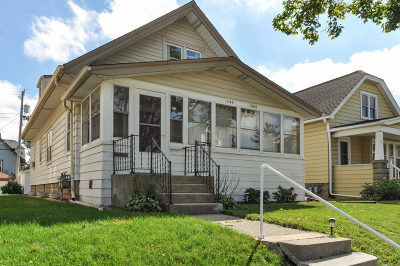 West Allis Two Family Home Active Contingent With Offer: 1446 S 77th St #1446R