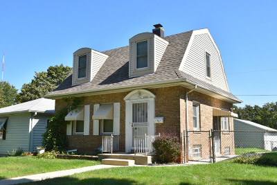 Single Family Home For Sale: 4684 N 18th St