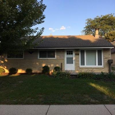 Single Family Home For Sale: 3378 S 71st St