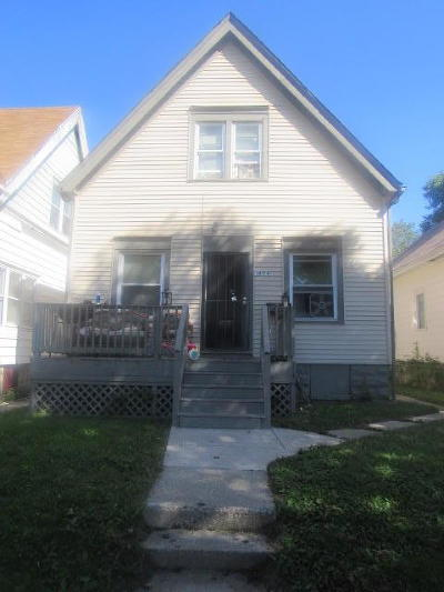 Single Family Home For Sale: 3804 N 6th St