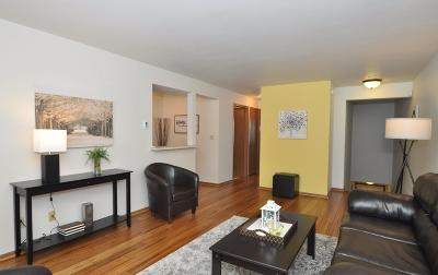 Greenfield Condo/Townhouse Active Contingent With Offer: 4530 S Green Ridge Cir