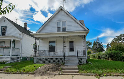 Racine Single Family Home For Sale: 1426 Thurston Ave