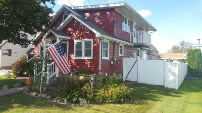 West Salem Single Family Home For Sale: 512 Garland St W