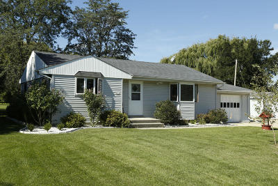 Franklin Single Family Home Active Contingent With Offer: 9341 S 33rd St