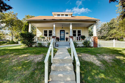 Muskego Single Family Home Active Contingent With Offer: W126s9587 N Cape Rd