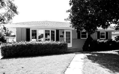 Greendale Single Family Home Active Contingent With Offer: 6074 Oakwood Ln W