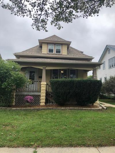 West Allis Two Family Home For Sale: 1202 S 76th St