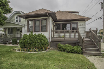 West Allis Two Family Home Active Contingent With Offer: 2254 S 71st St #2256