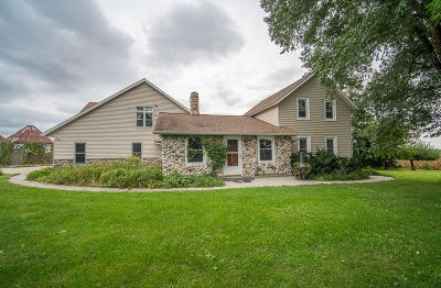 Jefferson County Single Family Home Active Contingent With Offer: 4504 N Pioneer Dr