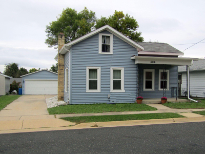 Watertown Single Family Home Active Contingent With Offer: 406 Lincoln St