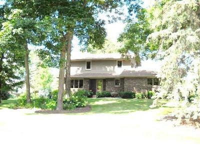 Racine County Single Family Home Active Contingent With Offer: 2649 Timber Ln