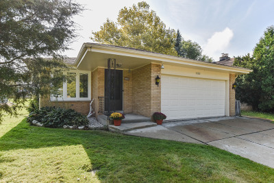Single Family Home Active Contingent With Offer: 10325 W Hillside Ave