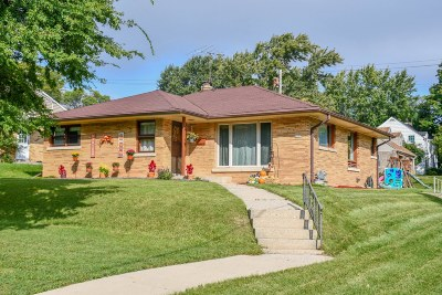 Greenfield Single Family Home Active Contingent With Offer: 4604 W Anthony Dr