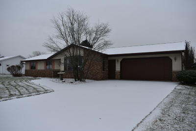 Campbellsport Single Family Home For Sale: 509 Paul Ave