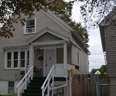 Single Family Home Active Contingent With Offer: 2360 S 19th St