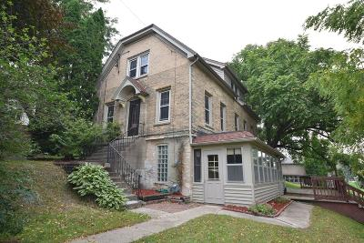 Mayville Single Family Home Active Contingent With Offer: 616 Horicon St