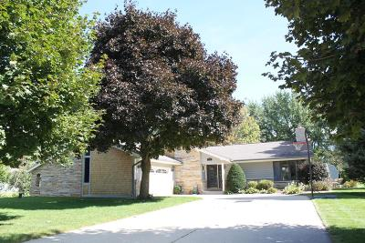 Hubertus WI Single Family Home SOLD: $289,900