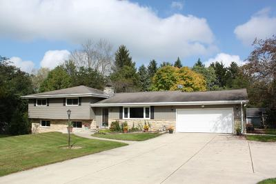 Mequon WI Single Family Home SOLD: $279,900
