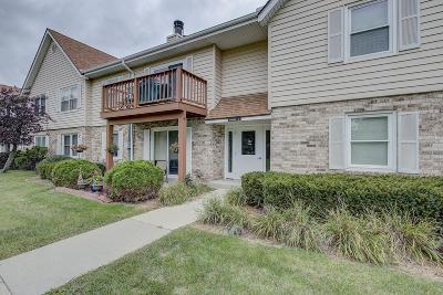 Mequon Condo/Townhouse Active Contingent With Offer: 10615 N Ivy Ct #47