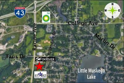 Muskego Residential Lots & Land For Sale: Lt0 Racine Ave