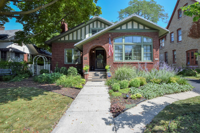 Milwaukee Single Family Home Active Contingent With Offer: 5036 W Washington Blvd