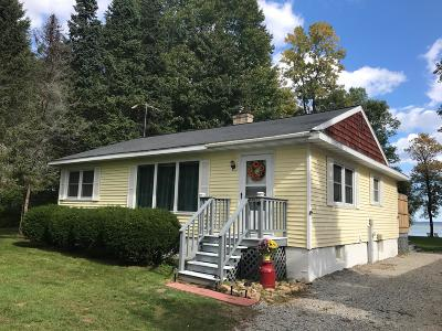 Menominee Single Family Home For Sale: N3072 Hwy M35