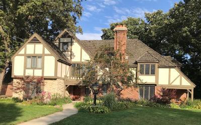 Kenosha Single Family Home For Sale: 8201 47th Ct