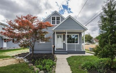 Milwaukee Single Family Home Active Contingent With Offer: 3419 S Lenox St