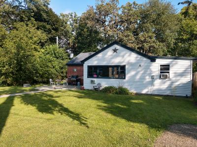 Genoa City Single Family Home Active Contingent With Offer: W170 Tombeau Blvd