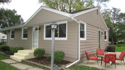 Franklin Single Family Home Active Contingent With Offer: 8111 W Margaret Ln