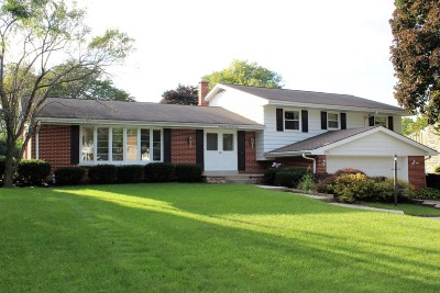 Milwaukee County Single Family Home Active Contingent With Offer: 2727 N 117th Pl