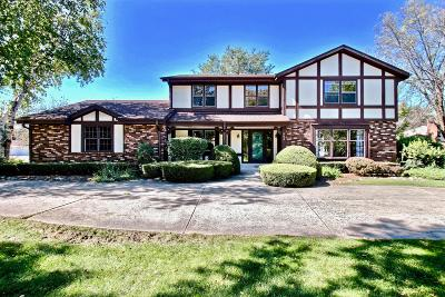 Brookfield Single Family Home Active Contingent With Offer: 885 Tanglewood Dr