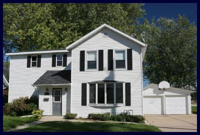 Watertown Single Family Home Active Contingent With Offer: 1205 S 3rd St