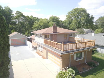 Milwaukee Single Family Home For Sale: 5253 N 108th Ct