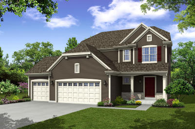 Ozaukee County Single Family Home For Sale: 349 Blazing Star Cir
