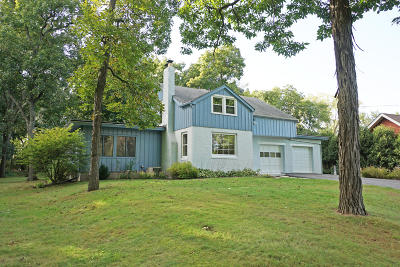 Dousman Single Family Home Active Contingent With Offer: 481 N Main St
