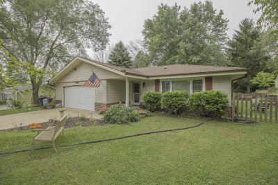 Franklin Single Family Home Active Contingent With Offer: 7765 S 66th St